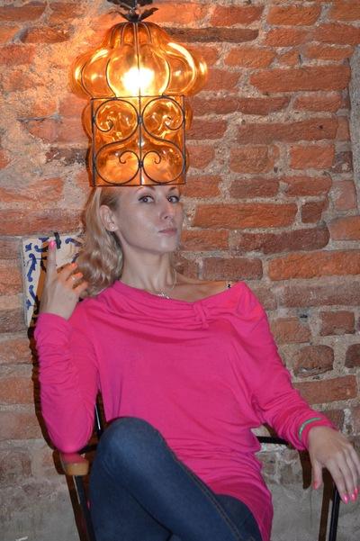 Анастасия Белоликова