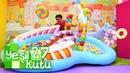 Lollipop Şişme top havuzu açılımı. Yeşil Kutu 27