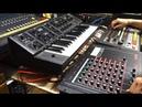 Tama Techstar TAM500 Roland TR-808 Yamaha CS5 Session