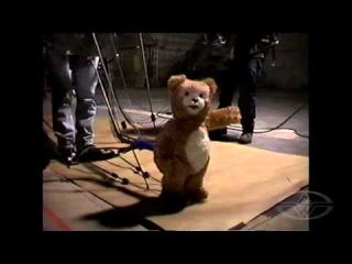 Мишка Теди из фильма: Искусственный разум - 2001 год
