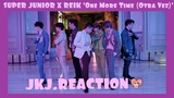 SUPER JUNIOR X REIK 'One More Time (Otra Vez)' REACTION БЕСПОЛЕЗНЫЙ КОНТЕНТ JULU&ampJANE