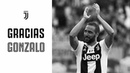 Higuain departs Juventus Muchas Gracias Gonzalo