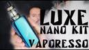 ТОПОВЫЙ МОД 2019 v 2 LUXE Nano Kit by Vaporesso