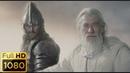 Гэндальф с войском приходит на помощь в Хельмову Падь Властелин колец Две крепости