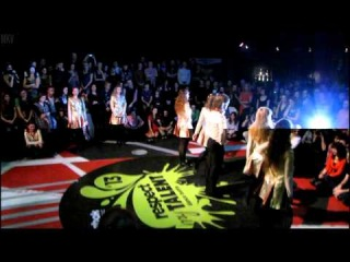 Shamrock Irish dance school Самайн-2013