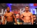 Anthony Joshua vs Wladimir Klitschko Highlights fight
