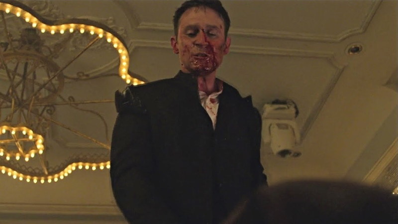 John Pilgrim Brutal Fight [Punisher Season 2 Scene] 2x10 Netflix (HD)