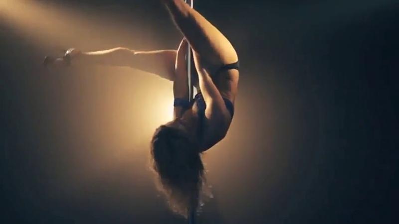 Super striptease on the pylon erotic video