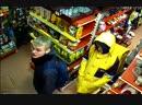 Неизвестные украли кролика из петербургского зоомагазина (17.12.2018)
