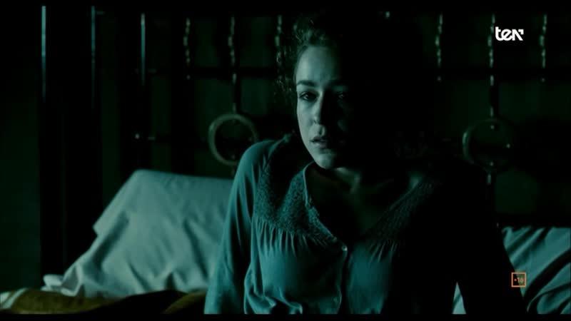 La herencia Valdemar (2010) sexy escene silvia avascal
