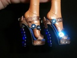 Обувь своими руками для кукол Монстер Хай. Рубека Стим