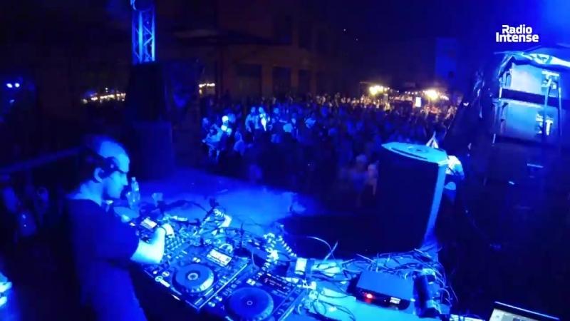 Kasey Kaotto - Live @ White Nights   FOREST (Backyard Stage) Kyiv, Ukraine 18.08.18