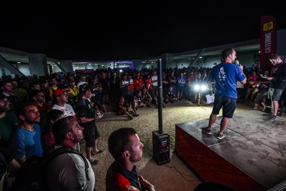 Ралли Дакар 2019, этап 1 (фото)