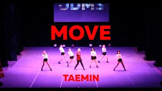 TAEMIN(태민) - MOVE dance cover by UDMS