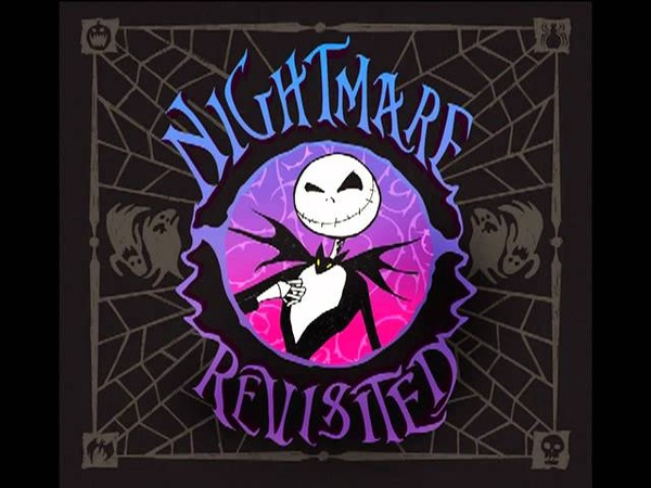 Nightmare Revisited Oogie Boogie's Song Tiger Army