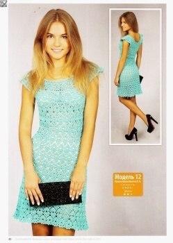 Платье на лето (2 фото) - картинка