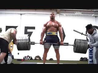The strongest bodybuilder in the world right now - best monster workout