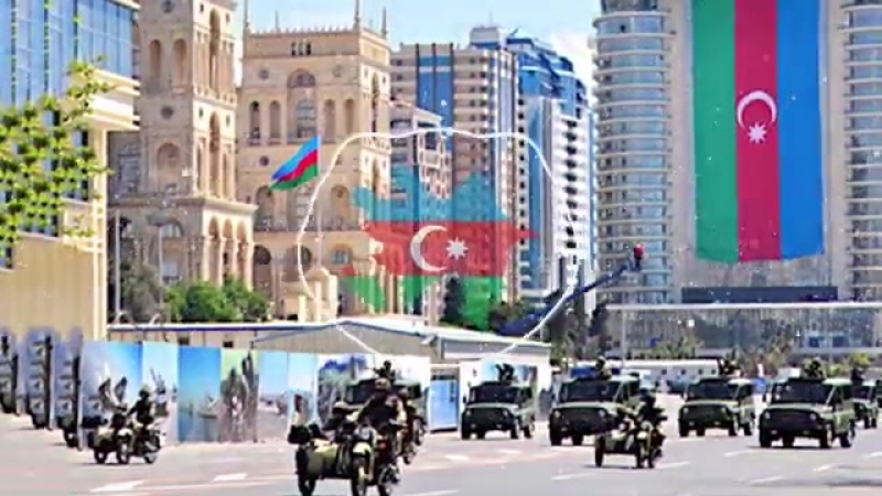 C.o.R Crank - Qarabağ 3 ( Special for Day of the Armed Forces of Azerbaijan )
