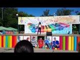 песня В.Высоцкого - Дом хрустальный в исполнении Волокитиной Ксении