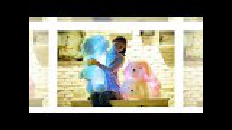 НОВИНКА игрушка собака световая плюшевая собака