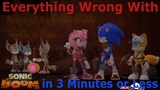 Everything Wrong With Sonic Boom - Return of the Buddy Buddy Temple of Doom