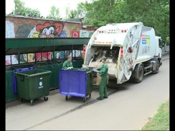 В некоторых районах Ярославля начал работать единый региональный оператор по вывозу мусора