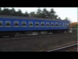 ЧС7-016 с поездом № 41 Москва - Киев
