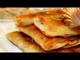 Как приготовить блинчики с мясом. | How to cook empanadas