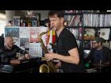 Donny McCaslin NPR Music Tiny Desk Concert