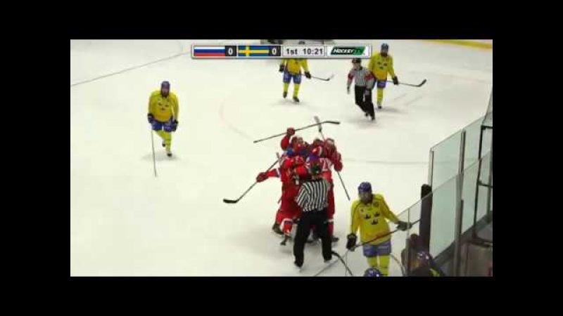 Nov 05, 2017 WHC-17: Russia 4-1 Sweden