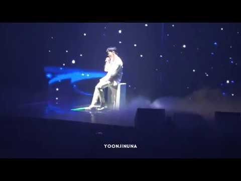 [FANCAM] [181103] Woozi (Seventeen) - What Kind of Future @ Ideal Cut The Final Scene Concert in Seoul D-1