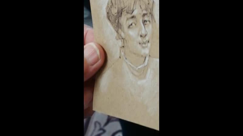 портрет учителя