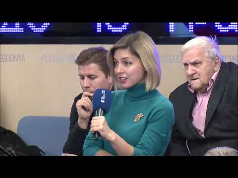 Пресс-конференция президента ФИДЕ Аркадия Дворковича