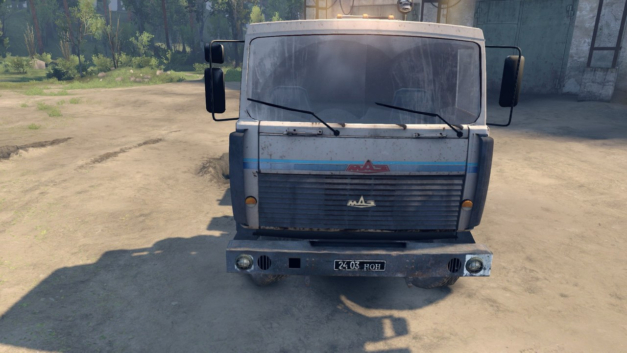 МАЗ 5316 v1.0 для Spintires - Скриншот 1