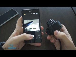 Sony Xperia Z1 и QX10: предварительный обзор смартфона и объектива