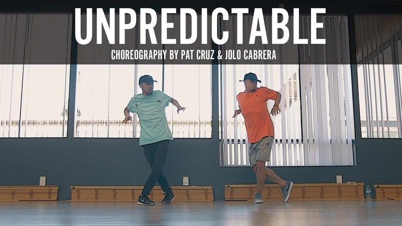 Jaimie Foxx Unpredictable Choreography by Pat Cruz Jolo Cabrera   Danceproject.info