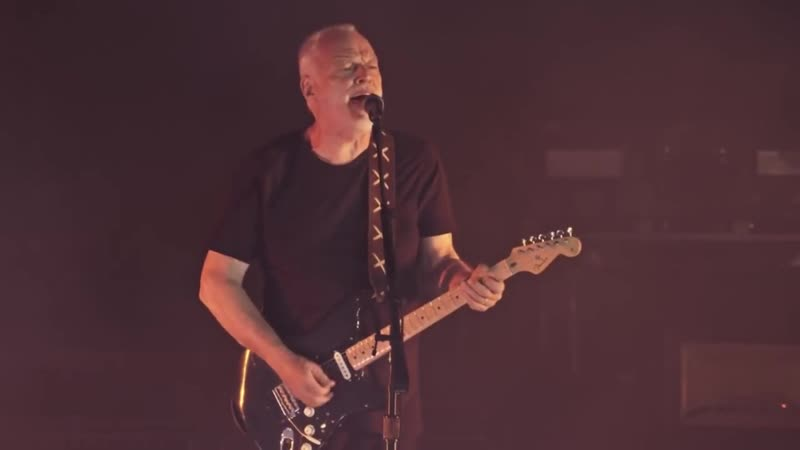 """10. DAVID GILMOUR - live in Italy at The Anfiteatro Romano (Pompei) """"Live at Pompeii: Rattle that lock"""" (part 10) (08.07.16)"""