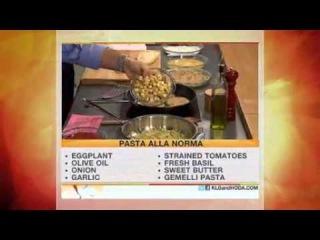 Matt. Kitchen boss cooks up perfect pasta