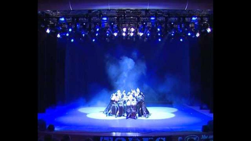 Requiem for a dream show dance
