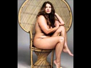 Полные девушки - любите себя и учитесь подавать себя правильно)Раскошная модель Тара Линн