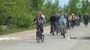 Велопробег ленских велосипедистов превратился в экстремальные соревнования