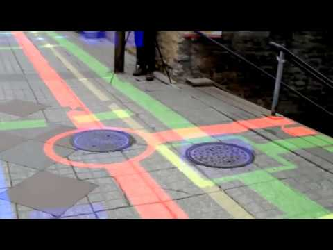 Using the HoloLens for accurate subsurface utility pipes augmented reality