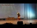 Гран-при Новосибирска 68 Oriental Folk. Сахьянова Виктория 1.12.2018