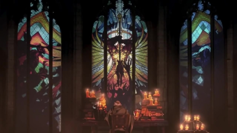 [AniDub] Diablo 3: Animated Short Film | Дьябло 3: Война Ангелов и Демонов [MVO]