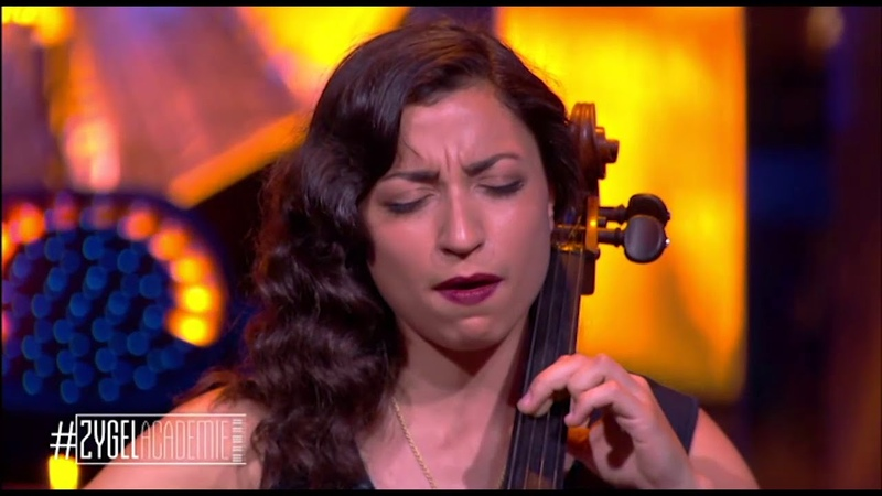 Sareri Hovin Mernem - Astrig Siranossian (Cello and voice)
