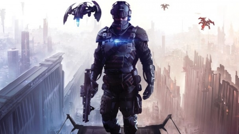 Killzone: Shadow Fall PS4 Стрим Stream KillzoneShadowFall