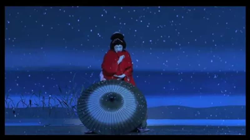 Kabuki Dance- Bando Tamasaburo. Yamanba