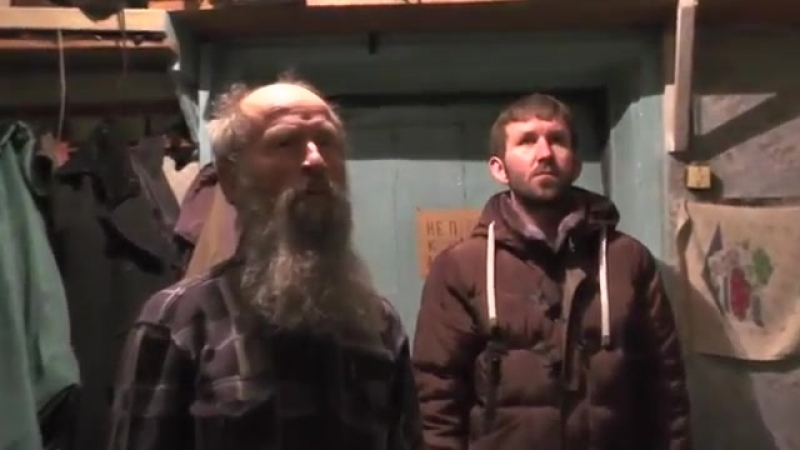 мошенник Яша из Биробиджана в гостя у Игнатия Лапкина.