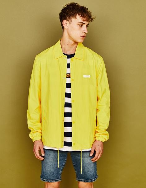 Куртка из высокотехнологичной ткани