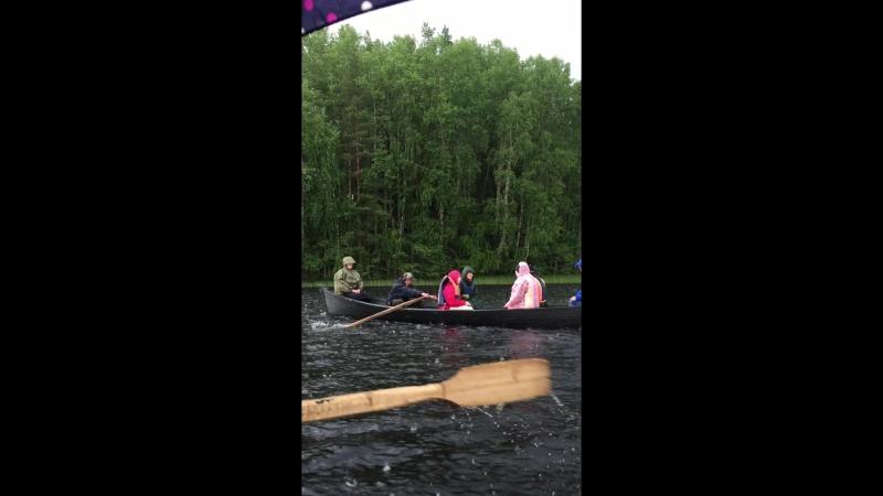 Фольклор песни на озере